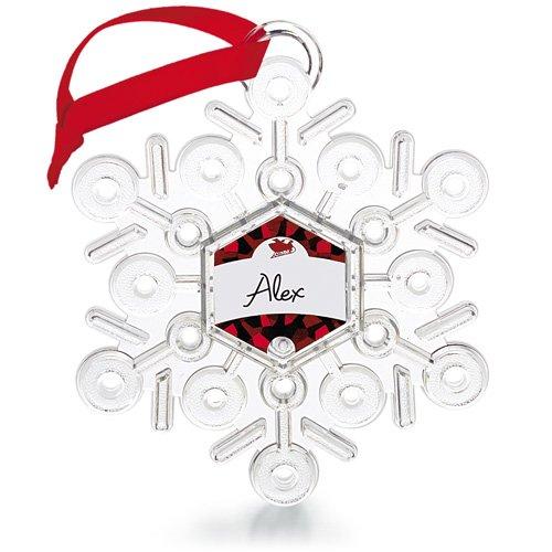 Hallmark Find Me, Santa! Snowflake