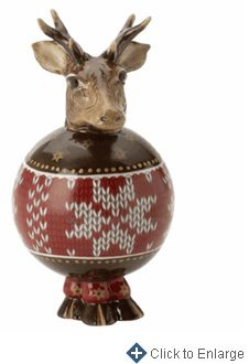 VILLEROY & BOCH Toy's Ornaments Ball Deer