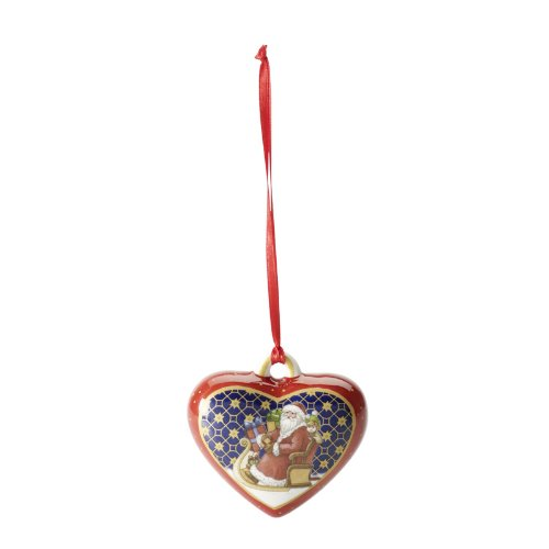 VILLEROY & BOCH Fantasy Ornaments Heart