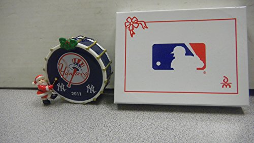 The 2011 Yankees Ornament