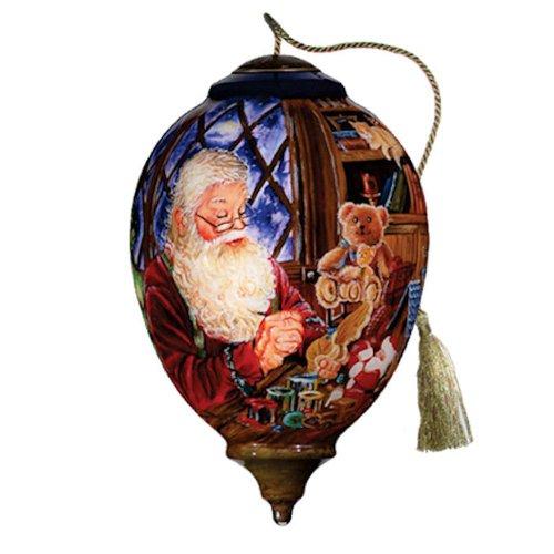 Santa's Workshop – Ne'Qwa Ornament 197-LE-DG