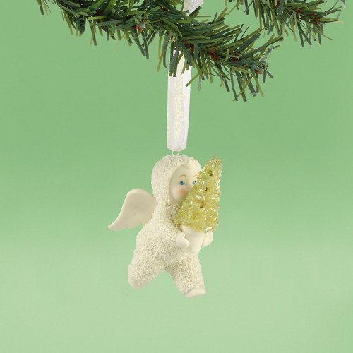 Snowbabies from Department 56 Littlest Tree Ornament