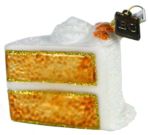 Eric Cortina Miniature Celebration Cake Ornament