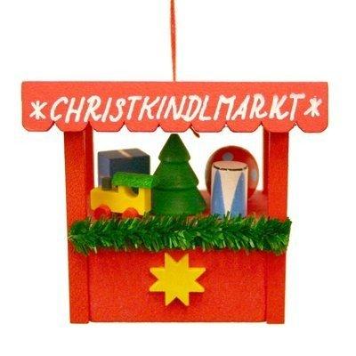 "Alexander Taron 10-0670 Christian Ulbricht Ornament – ""Christkindl Market"""