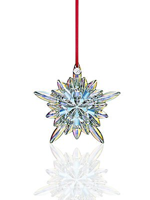 Baccarat Courchevel Snowflake Ornament – No Color