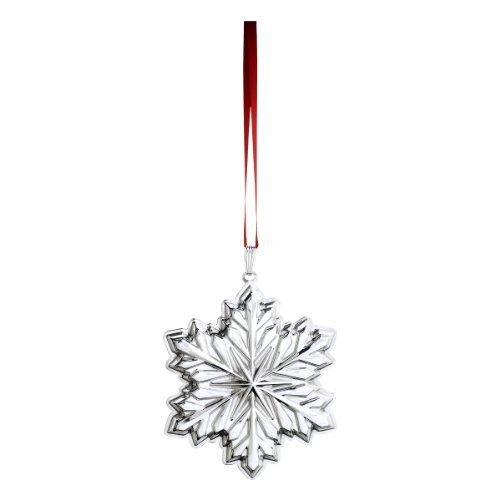 Reed & Barton X311 Holiday Snowflake, 3-Inch, Second Edition