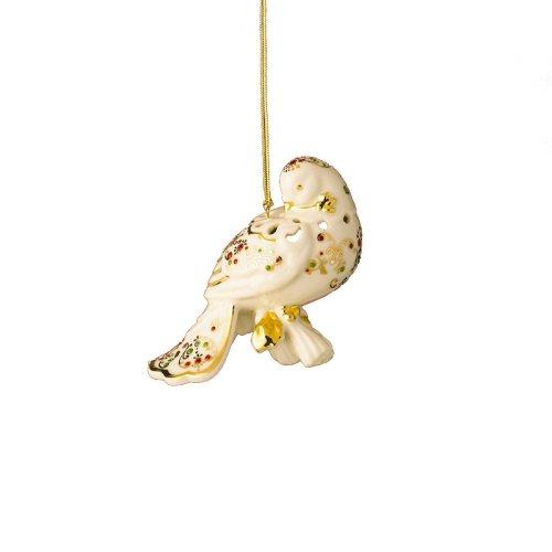 Lenox Bejeweled Christmas Dove, Christmas Ornament