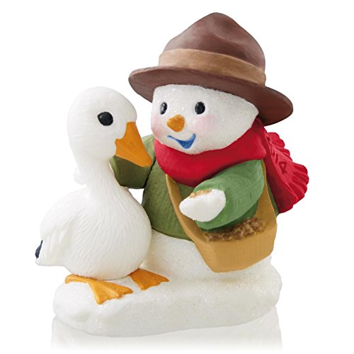 Snow Buddies 17th In Series – 2014 Hallmark Keepsake Ornament