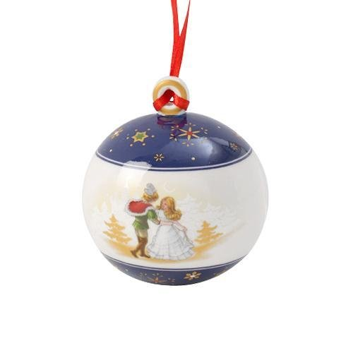 Villeroy & Boch Annual Christmas Edition 2014 Cinderella Ornament