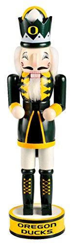 Oregon Ducks Official NCAA 14 inch 14″ Christmas Holiday Nutcracker