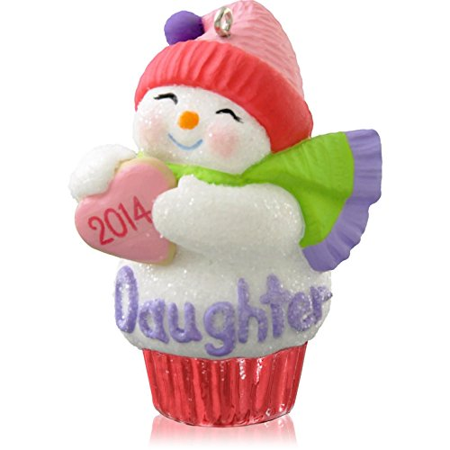Hallmark QGO1076 Daughter – 2014 Hallmark Keepsake Ornament