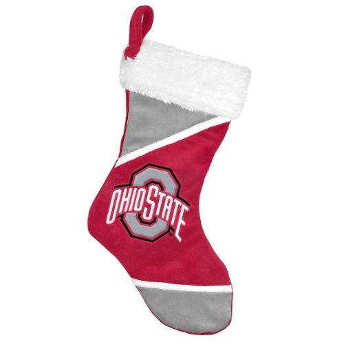 NCAA Ohio State Buckeyes 2014 Colorblock Stocking