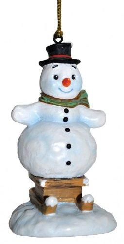 Hummel Snowman Ornament – Snow Day Fun
