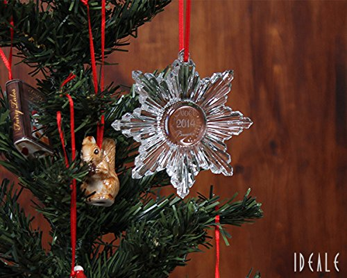 Baccarat (Baccarat) Noel 2808-302 tree ornament clear 2014 [ parallel import goods ]