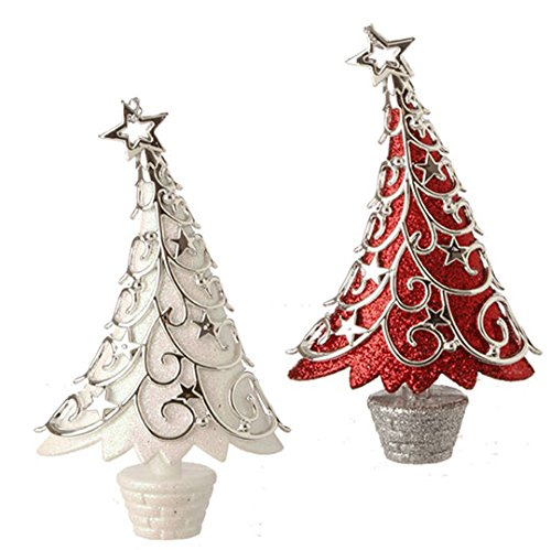 RAZ Imports – 6.5″ Tree Ornaments – Set of 2