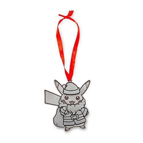 Pikachu Holiday 2014 Ornament