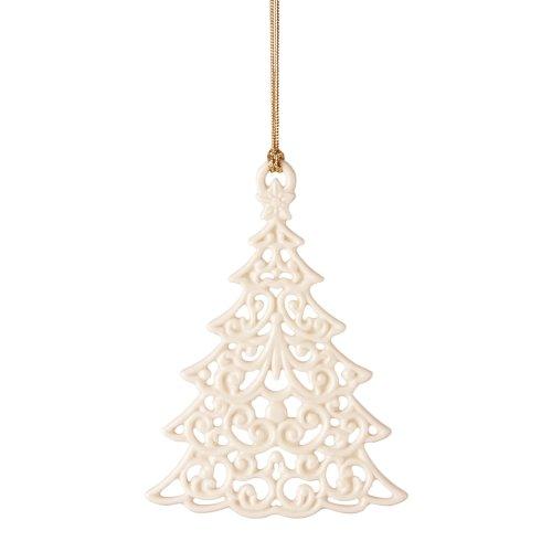 Lenox Snow Fantasies Tree Ornament