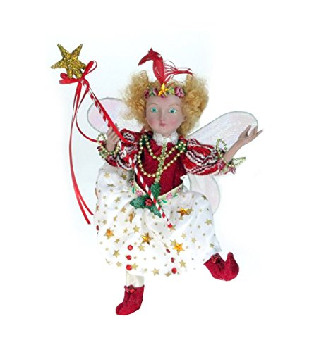 Mark Roberts Collectible Mary Engelbreit Christmas Fairy – Small 12″ #51-42712