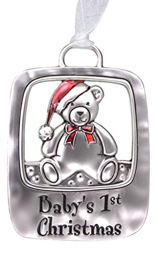 Tidings of the Season – Ornaments – Baby's 1st Christmas