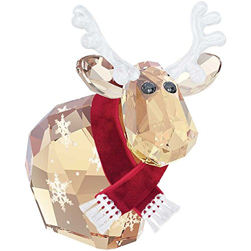 "Swarovski ""Reindeer Mo, Limited Edition 2014"" Figurine"