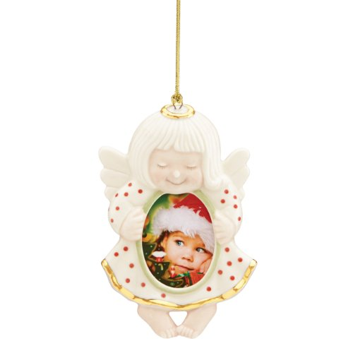 Lenox Angel Frame Ornament