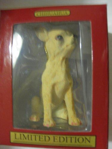 Chihuahua Dog Christmas Ornament