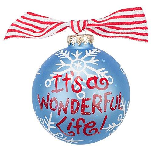 It's a Wonderful Life Ornament