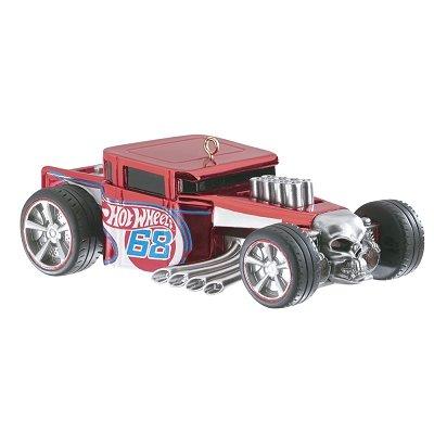 Hot Wheels Boneshaker 2014 Carlton Heirloom Ornament