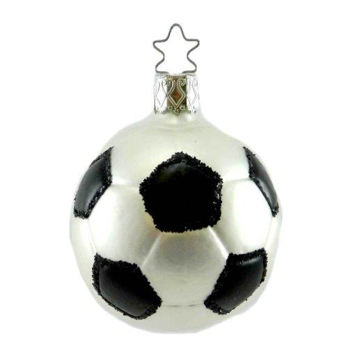 Inge Glas WORLD CUP WINNER 105204 Ornament Socceer Ball Futball New