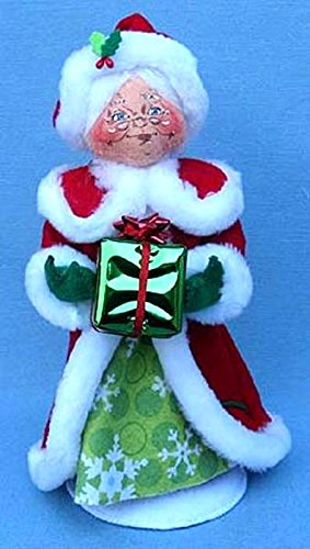2012 Annalee Dolls 9″ Snowflake Mrs. for Christmas, Posable