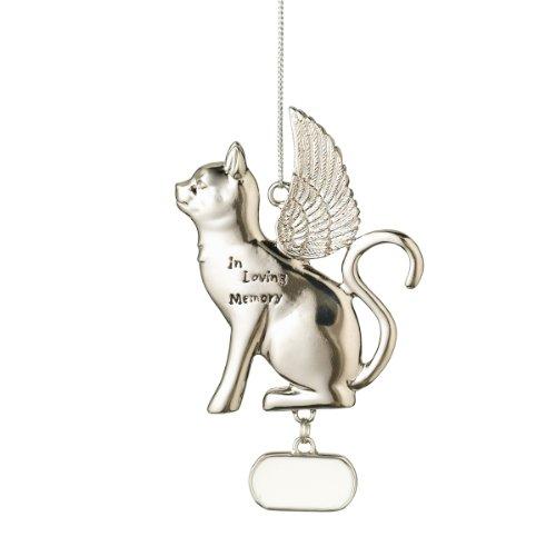 Midwest CBK Personalizable Memorial Cat Christmas Ornament