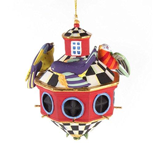 MacKenzie-Childs Colly Birds Ornament
