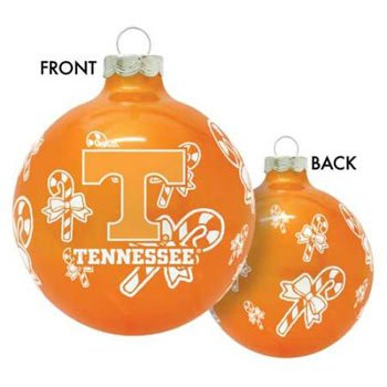 Tennessee Volunteers NCAA Traditional Round Ornament