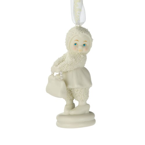 Department 56 Snowbabies by Kristi Jensen Pierro Always-Inch Style Ornament, 3.15-Inch