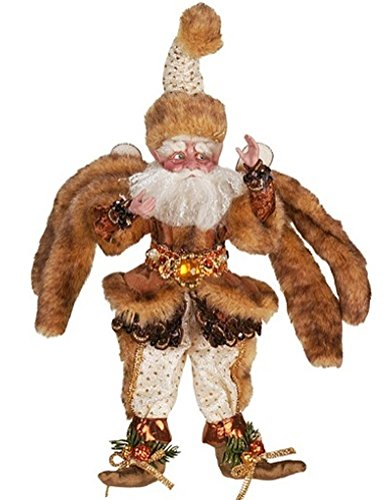 Mark Roberts Fairies – Northwoods Fairy – Small 9 Inches – Comes with a Tropical Magnet