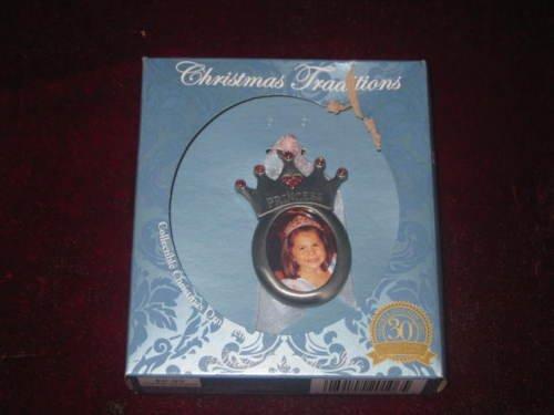 Gloria Duchin Collectible Christmas Holiday PRINCESS Ornament