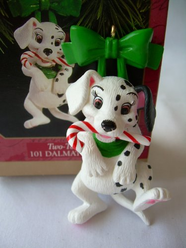 Hallmark Ornament Disney's 101 Dalmations Two-Tone