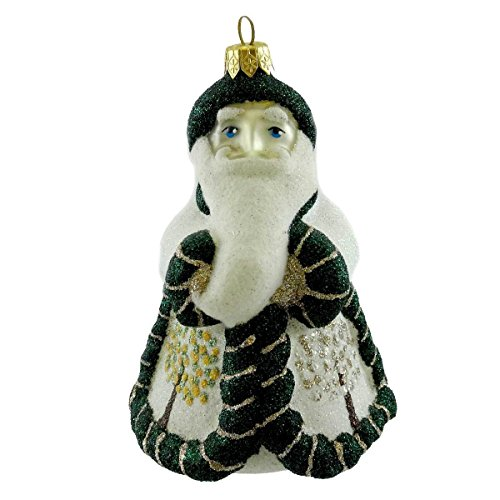 Mattarusky SEASONS SANTA M123 Ornament Spring Fall Winter New