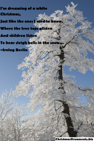 Irving Berlin White Christmas