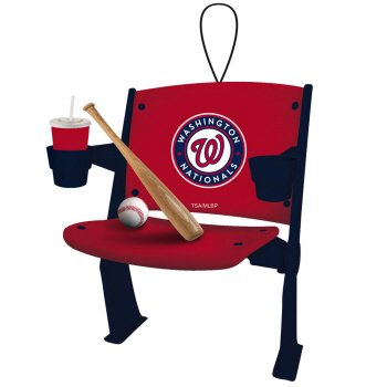 Washington Nationals Stadium Chair Ornament