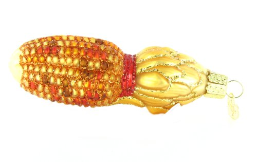 Old World Christmas Indian Corn Ornament