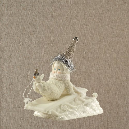 Dream-Snowbabies 25th Anniversary from Department 56 Fly With Me