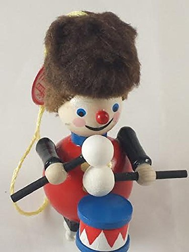 Steinbach Quality collectible 3″ Little Drummer Boy Ornament.