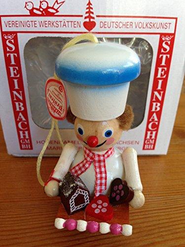 Steinbach Gingerbread Baker Wooden Ornament