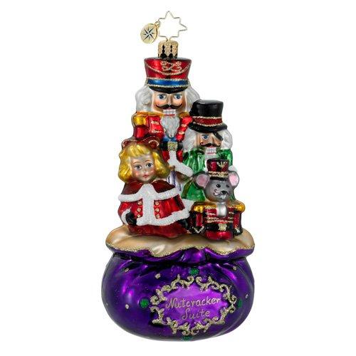 Christopher Radko Complete Suite Ornament
