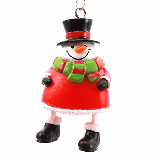 Ganz Jingle Bell Snowman Christmas Ornament | Christmas ...