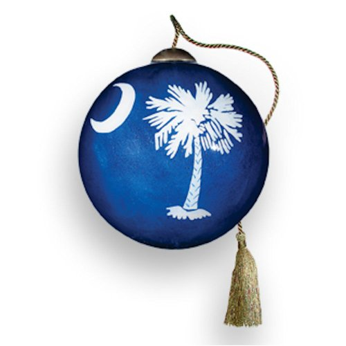 Ne'Qwa Art Palmetto Ornament 317