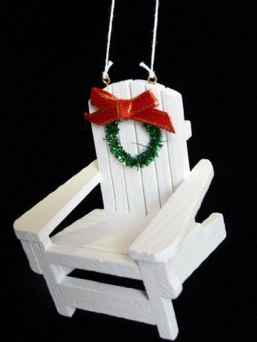 Adirondack Beach Chair Ornament