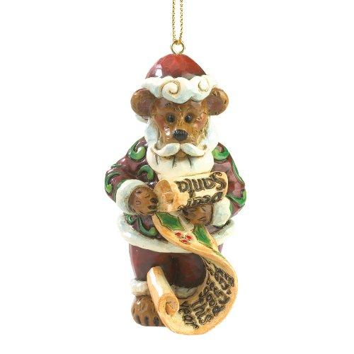 Boyds Bears Kringlebeary Ornament 2013 Collection