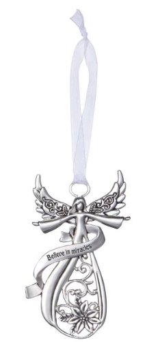 Ganz Angel Blessings – Believe in Miracles – Ornaments NEW Gifts Christmas EX28318-GANZ